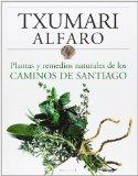 Portada de PLANTAS Y REMEDIOS NATURALES DE LOS CAMINOS DE SANTIAGO