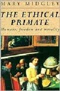 Portada de THE ETHICAL PRIMATE HUMANS, FREEDOM AND MORALITY
