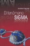 Portada de EL FENOMENO SIGMA