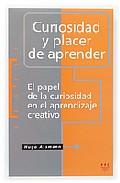 Portada de CURIOSIDAD Y PLACER DE APRENDER