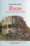 Portada de BLOCAO, ARQUITECTURAS DE LA ERA DE LA VIOLENCIA