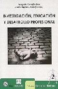 Portada de INVESTIGACION, EDUCACION Y DESARROLLO PROFESIONAL