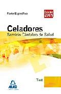 Portada de CELADORES DEL SERVICIO CANTABRO DE SALUD: TEST PARTE ESPECIFICA