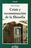 Portada de CRISIS Y RECONSTRUCCION DE LA FILOSOFIA