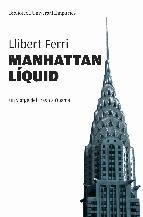 Portada de MANHATTAN LÍQUID (EBOOK)