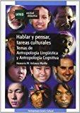 Portada de HABLAR Y PENSAR: TAREAS CULTURALES