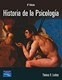 Portada de HISTORIA DE LA PSICOLOGÍA