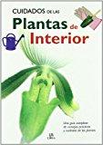 Portada de CUIDADOS DE LAS PLANTAS DE INTERIOR