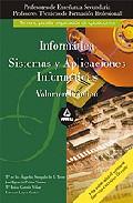 Portada de INFORMATICA: VOLUMEN PRACTICO: PROFESORES DE EDUCACION SECUNDARIA