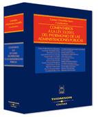 Portada de COMENTARIOS A LA LEY 33/2003 DEL PATRIMONIO DE LAS ADMINSTRACIONES PUBLICAS
