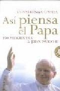 Portada de ASI PIENSA EL PAPA
