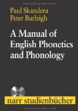 Portada de A MANUAL OF ENGLISH PHONETICS AND PHONOLOGY: TWELFE LESSONS WITH AN INTEGRATED COURSE IN PHONETIC TRANSCRIPTION