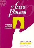 Portada de EL FALSO PULGAR: LA MAGIA CON EL FALSO PULGAR