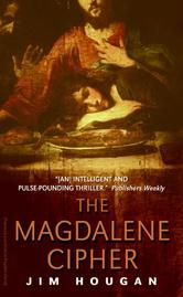 Portada de THE MAGDALENE CIPHER