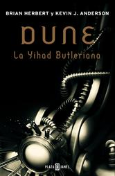 Portada de DUNE, LA YHAD BUTLERIANA - EBOOK