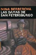 Portada de LAS DAMAS DE SAN PETERSBURGO