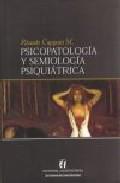 Portada de PSICOPATOLOGIA Y SEMILOGIA PSIQUIATRICA