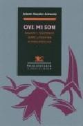 Portada de OYEMI SON: ENSAYOS Y TESTIMONIOS SOBRE LITERATURA LATINOAMERICANA