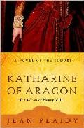 Portada de KATHERINE OF ARAGON