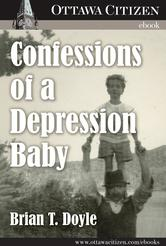 Portada de CONFESSIONS OF A DEPRESSION BABY