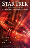 Portada de WATCHING THE CLOCK: STAR TREK: DTI