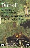 Portada de PACK GERALD DURRELL : MI FAMILIA Y OTROS ANIMALES; BICHO S Y DEMAS PARIENTES; EL JARDIN DE LOS DIOSES