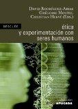 Portada de ETICA Y EXPERIMENTACION CON SERES HUMANOS