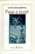 Portada de PASO A NIVEL