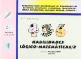 Portada de HABILIDADES LOGICO-MATEMATICAS 2