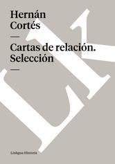 Portada de CARTAS DE RELACIÓN (EBOOK)