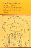 Portada de LA FABULA MISTICA, SIGLOS XVI-XVII