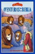Portada de JUEGA CON LAS AVENTURAS DE LA BIBLIA: CON VENTANAS PARA ABRIR