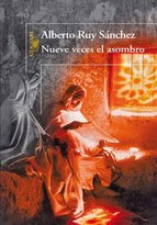Portada de NUEVE VECES EL ASOMBRO (EBOOK)