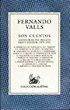 Portada de SON CUENTOS: ANTOLOGIA DEL RELATO ESPAÑOL ACTUAL, 1975-1993