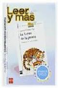Portada de LEER Y MAS, LA FUERZA DE LA GACELA : CUADE RNO DE COMPRENSION LECTORA