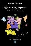 Portada de ¿QUO VADIS, ESPAÑA?