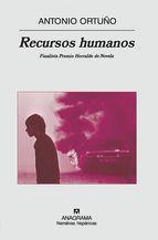 Portada de RECURSOS HUMANOS