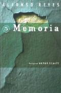 Portada de MEMORIA
