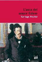 Portada de L'AUCA DEL SENYOR ESTEVE LECTURA PLUS (EBOOK)