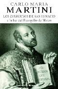 Portada de LOS EJERCICIOS DE SAN IGNACIO DE LOYOLA A  LA LUZ DEL EVANGELIO DE MATEO
