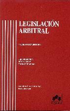 Portada de LEGISLACION ARBITRAL: JURISPRUDENCIA, COMENTARIOS Y CONCORDANCIAS