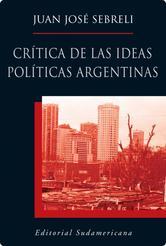 Portada de CRÍTICA DE LAS IDEAS POLÍTICAS - EBOOK