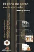 Portada de EL LIBRO DE TEXTO EN LA ESCUELA: TEXTOS Y LECTURAS