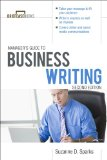 Portada de MANAGER'S GUIDE TO BUSINESS WRITING: TAILOR YOUR MESSAGE TO FIT YOUR AUDIENCE, WRITE TO EXPRESS, AS WELL AS IMPRESS, MASTER ONLINE AND SOCIAL MEDIA COMMUNICATIONS (BRIEFCASE BOOKS SERIES)