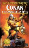 Portada de CONAN Y EL CAMINO DE LOS REYES