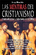 Portada de LAS MENTIRAS DEL CRISTIANISMO