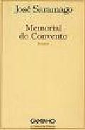Portada de MEMORIAL DO CONVENTO