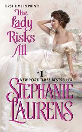 Portada de THE LADY RISKS ALL
