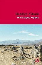 Portada de QUADERN D'ARAM (EBOOK)