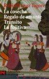 Portada de LA COSECHA; EL REGALO DE AMANTE; TRANSITO; LA FUJITIVA
